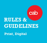 CAB Rules & Guidelines Print & Digital