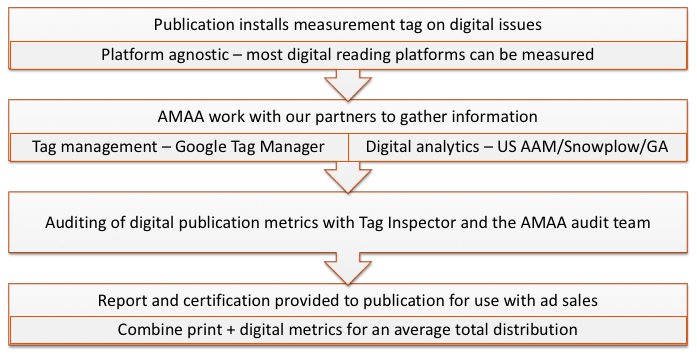 How does epublication auditing work